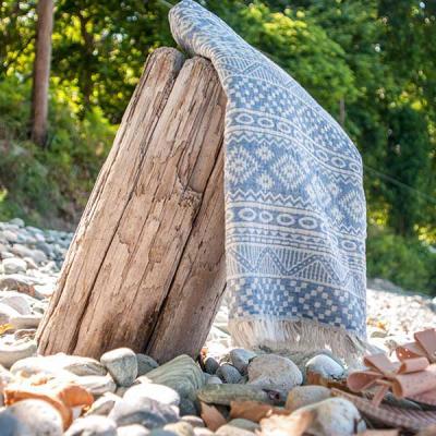 sea towel Oia